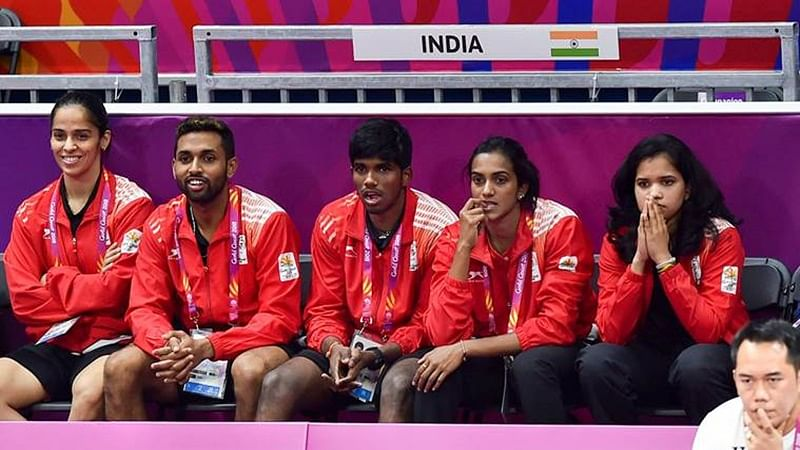 Commonwealth Games 2018: Indian badminton team creates history, beats Malaysia to win maiden team Gold