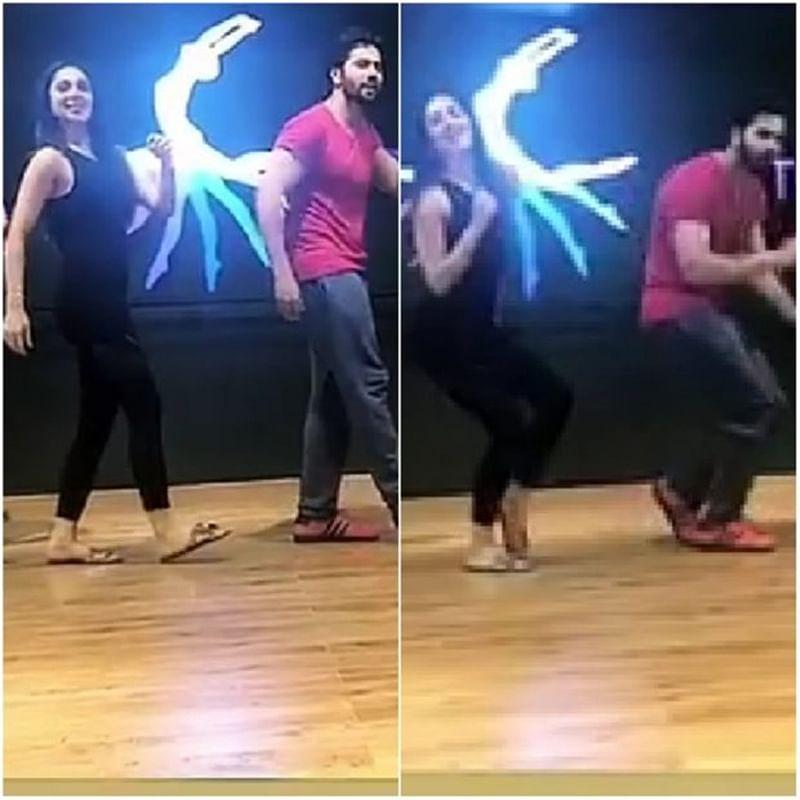 Kiara Advani's cameo in 'Kalank'; shoots a song with Varun Dhawan