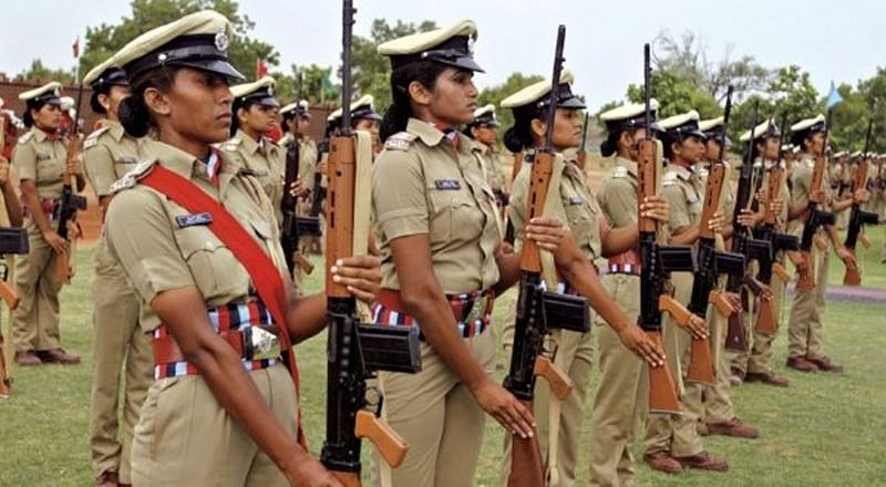 TSLPRB conducts PMT, PET for Telangana state police recruitment