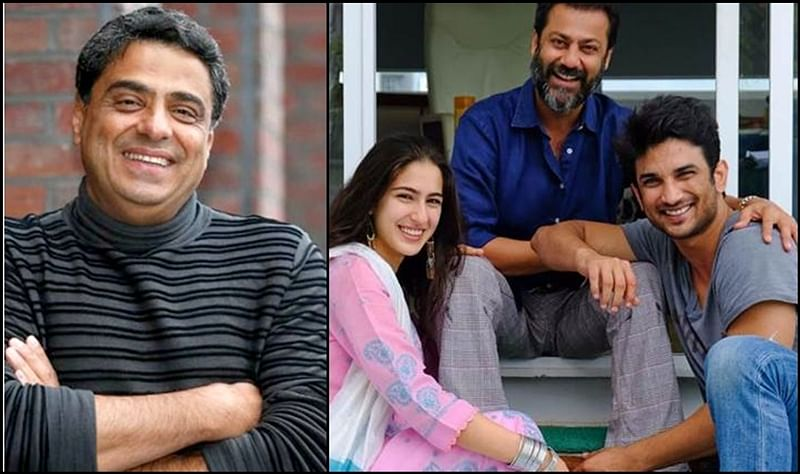 Kedarnath: Ronnie Screwvala takes over Sara Ali Khan-Sushant Singh Rajput starrer as solo producer