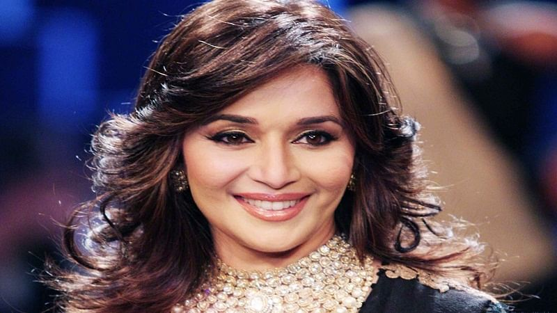 Madhuri Dixit finds a change in regional cinema