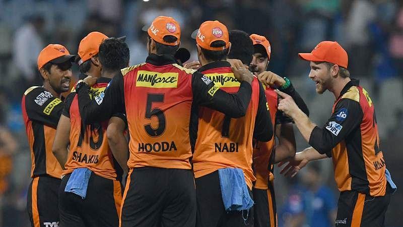IPL 2018: Sunrisers Hyderabad edge out Mumbai Indians by 31 runs