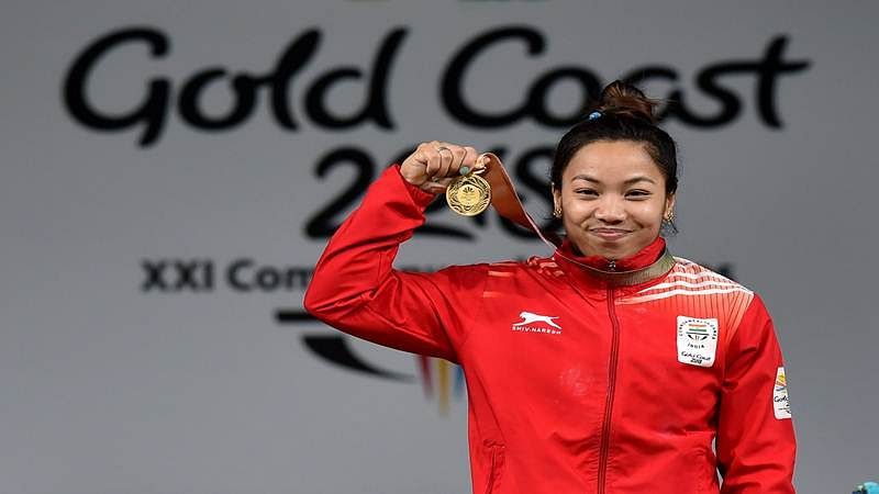 EGAT Cup: Indian weightlifter Mirabai Chanu bags gold in 49 kg category after returning from injury