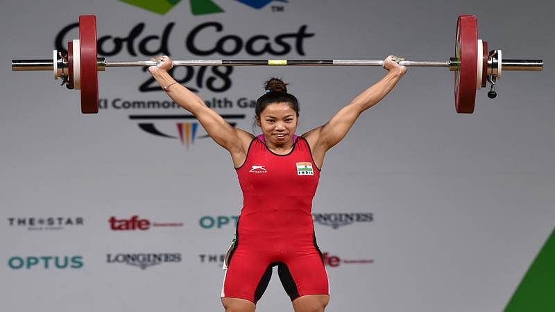 Commonwealth Weightlifting Championship: India's Mirabai lifts gold medal