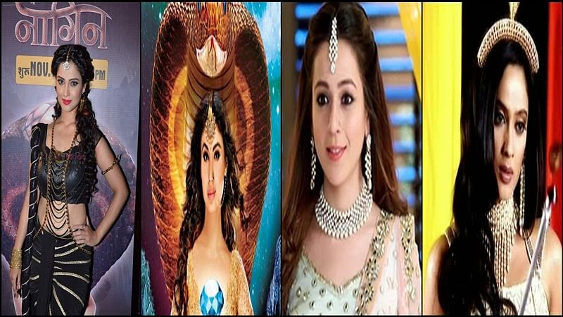 Hiss-tory TV! Meet the Top 11 Naagins of the small screen