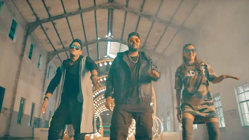 In video: Priyank Sharma, Aastha Gill and Badshah collaborate for a music video