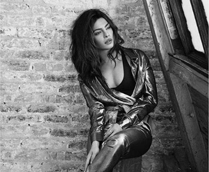 Priyanka Chopra is the eternal beauty; check these latest pictures from her photoshoot