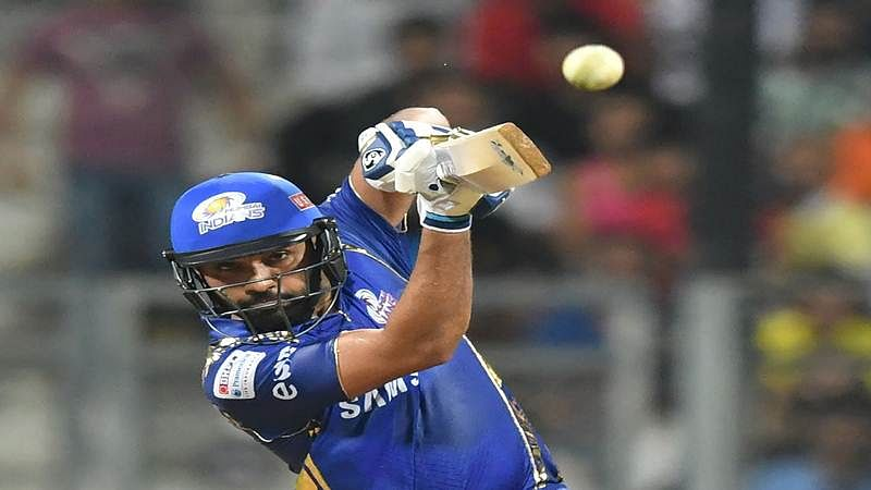 IPL 2018: Evin Lewis helped me settle down, says Mumbai Indians captain Rohit Sharma