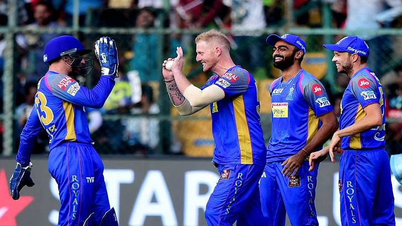 IPL 2018: 5 Magic moments from Rajasthan Royals' win over Royal Challengers Bangalore