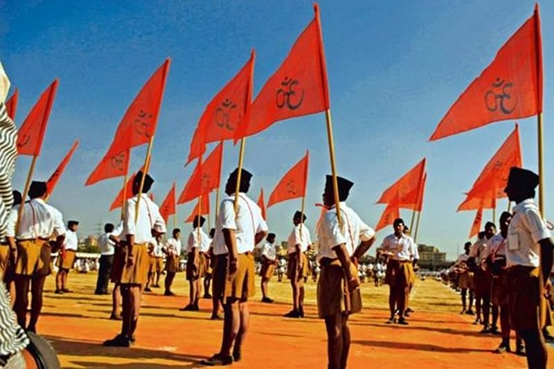 RSS, Modi crushing voices of dissent, say activists