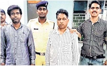Indore: 31,500 sedative tablets seizedby police
