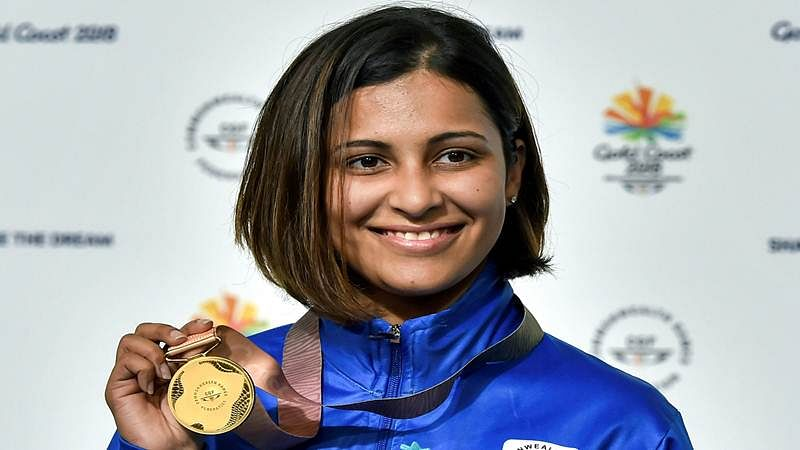 Commonwealth Games 2018: Heena Sidhu wins Gold medal in 25m pistol event