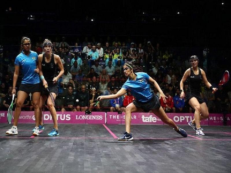 Commonwealth Games 2018: Dipika Pallikal, Joshna Chinappa clinch squash silver