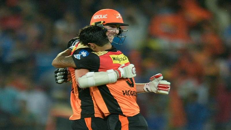 IPL 2018: 5 Magic moments from Sunrisers Hyderabad's nail-biting win over Mumbai Indians