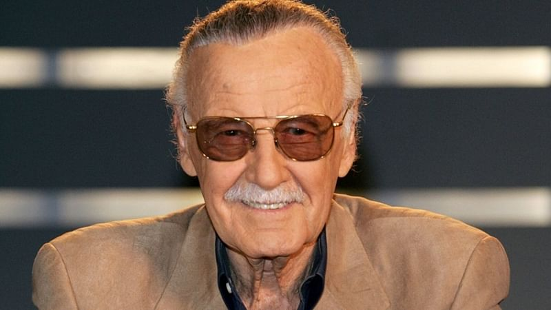 Comic legend Stan Lee accused of sexual misconduct by massage therapist