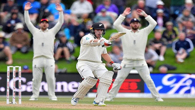 England vs New Zealand Christchurch Test: Latham leads steady NZ start chasing 382