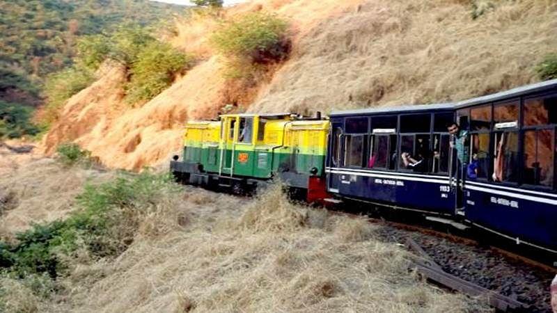Mumbai: Neral-Matheran toy train derails again