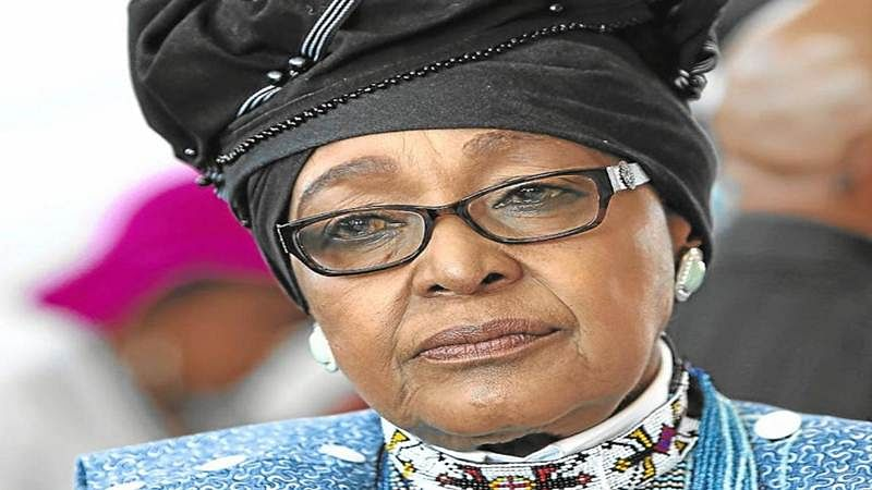 South African President Cyril Ramaphosa mourns Winnie Madikizela-Mandela's death