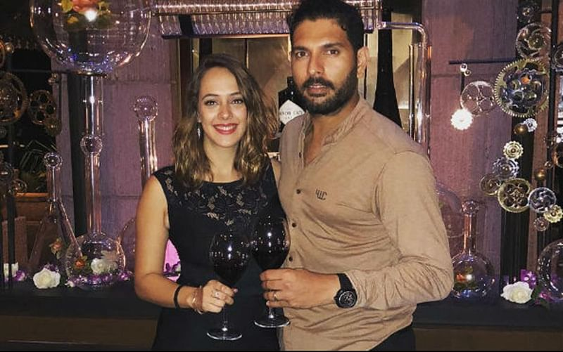 All not well between Yuvraj Singh and Hazel Keech? This is what 'Bodyguard' actress posted