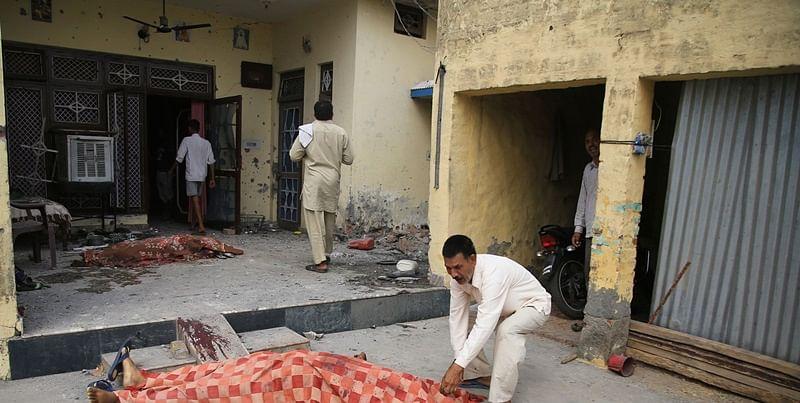 J&K: Heavy firing and shelling by Pakistani troops; 4 civilians killed