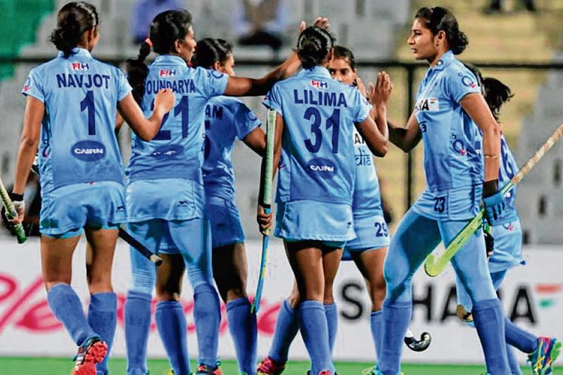 Indian eves ready for Korean challenge