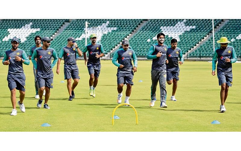 Inzamam optimistic about Pak's chances against Eng, Ireland