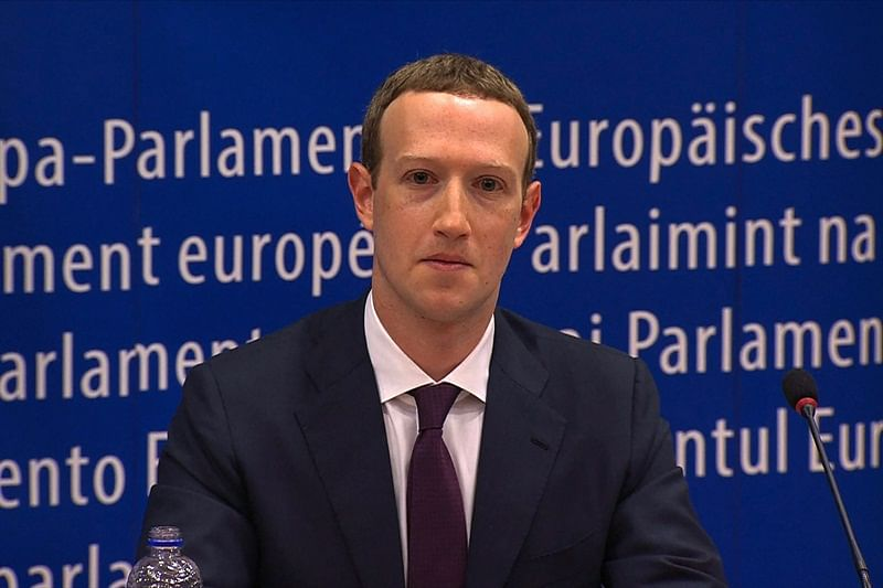Facebook CEO Mark Zuckerberg apologises to EU Parliament over data breach