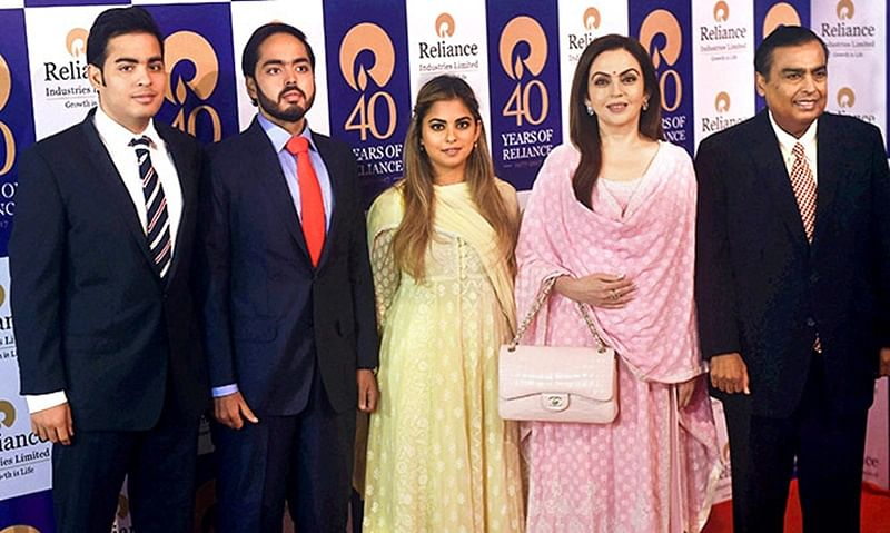 Wedding Saga of the Ambanis: Details you missed on Akash, Isha and Anant Ambani