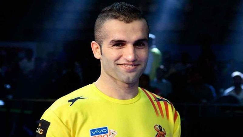 Pro Kabaddi League: Iran's Fazel Atrachali becomes first-ever player to enter 1 crore club