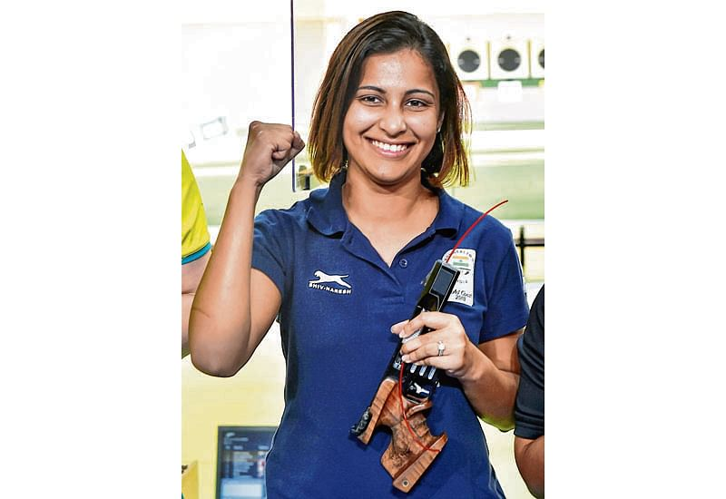 Sidhu gears up for shooting WC