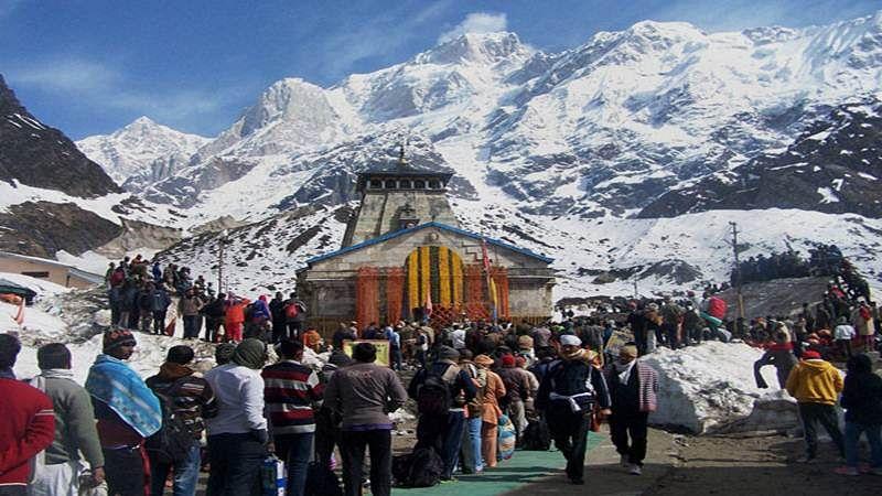 Uttarakhand: Kedarnath yatra halted due to snowfall
