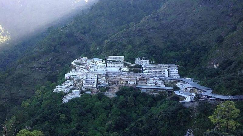 Vaishno Devi records highest number of pilgrims this Navratri