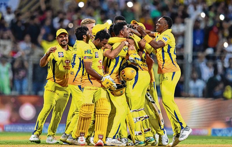 Chennai are Super Kings of IPL