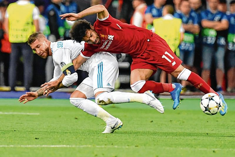 Salah injury 'serious', says Klopp