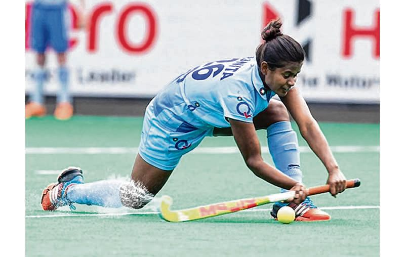 Sunita Lakra to lead India in ACT hockey