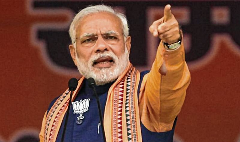 Modi government plans space missions ahead of general election
