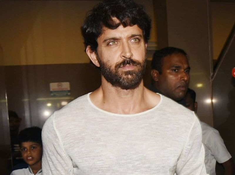 In Pictures: Hrithik Roshan enjoys movie time with kids and ex-wife Sussanne Khan