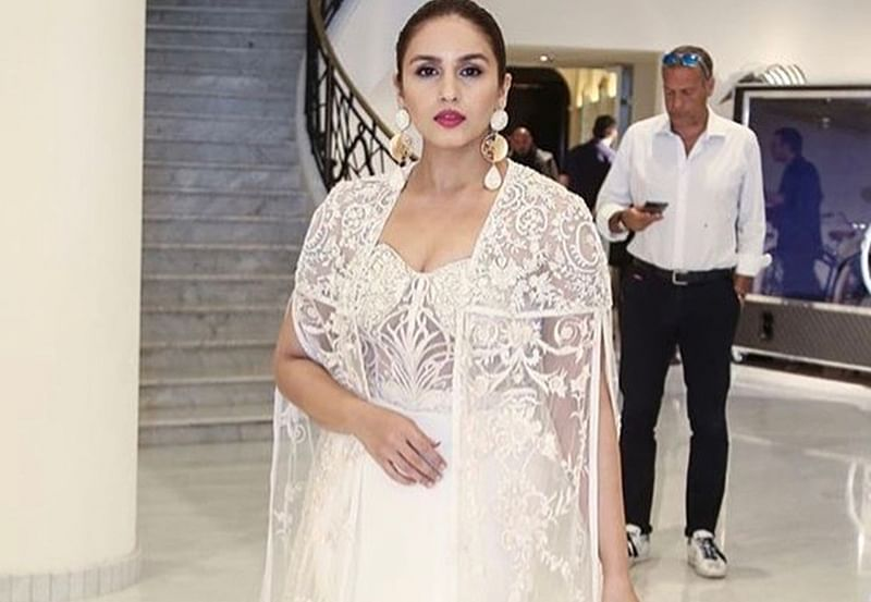 Cannes 2018: Huma Qureshi debuts at French Riviera in all white, oozes grace