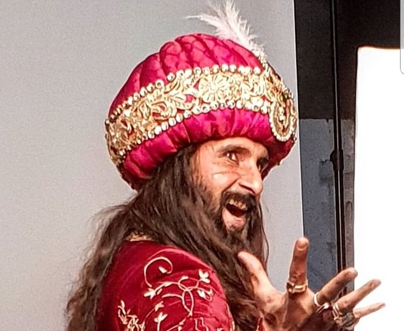 Ravi Dubey's unrecognisable Khilji avatar will leave you dumbstruck