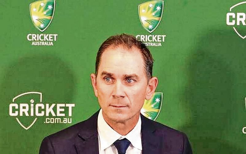 Australian team travelling for India tour not the World Cup 2019 squad, says coach Justin Langer