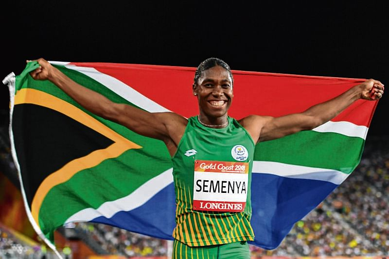 Caster Semenya says she is 'unquestionably a woman'