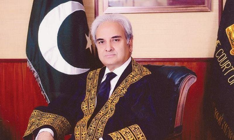 Ex-Chief Justice Nasirul Mulk named Pakistan's caretaker PM
