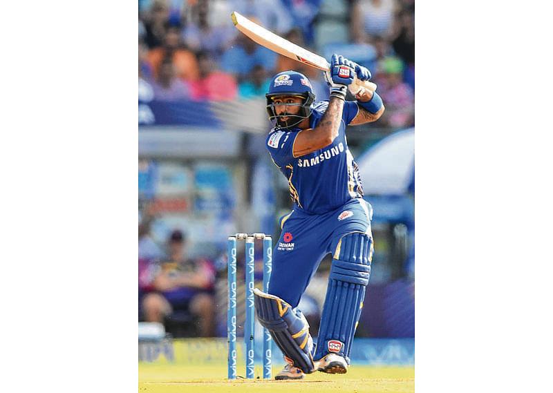 Suryakumar Yadav Shines in Mumbai Indians win