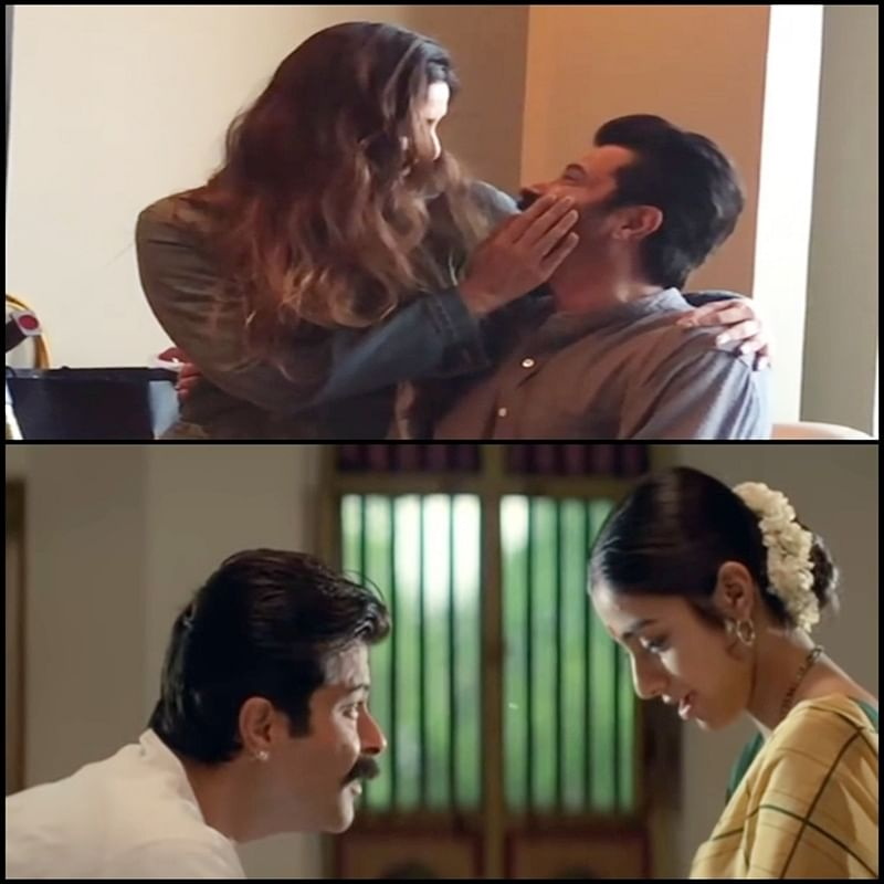 Viral! Anil Kapoor and Tabu recreate 'Payalay Chunmun' song in this cute way; watch here