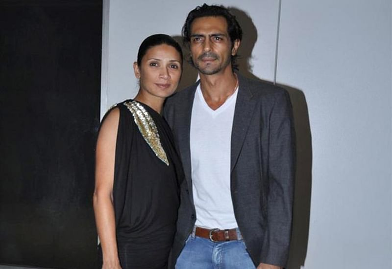 Arjun Rampal – Mehr Jesia separation: Friends saw it coming for a long time