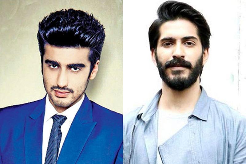 Arjun, Harshvardhan Kapoor shoot a promotional song for 'Bhavesh Joshi Superhero'