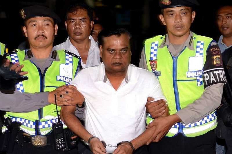 Chhota Rajan tests COVID-19 positive, admitted to AIIMS