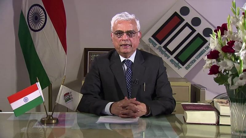 Chief Election Commissioner refutes reports of failure of EVMS, VVPAT