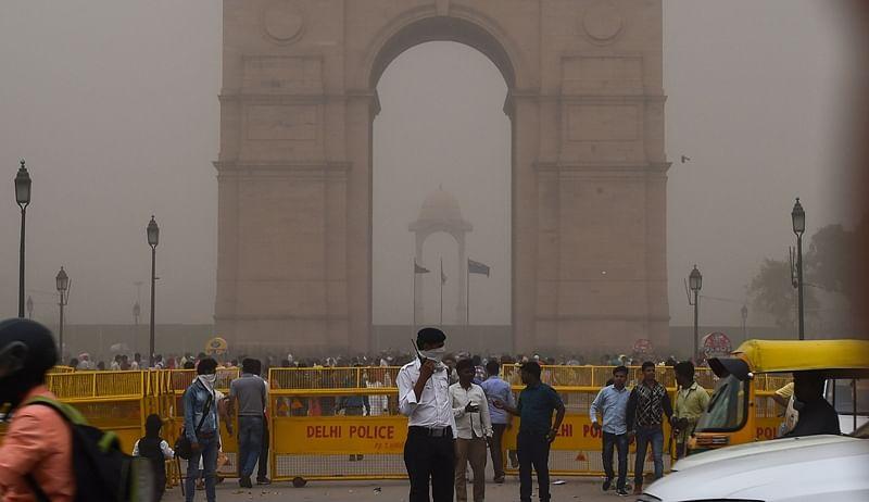 Lack of planning lets dust, stubble burning to choke Delhi