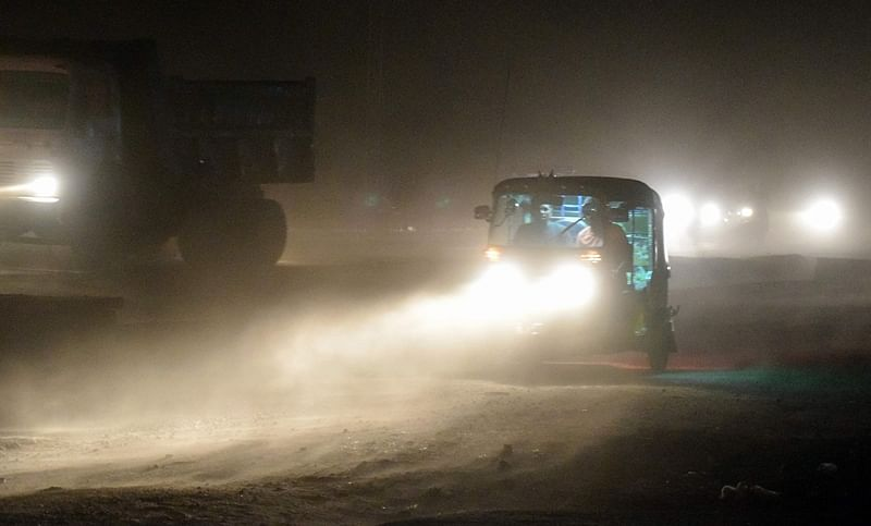 Alert! Another dust storm may hit UP and Rajasthan in 48 hours, warns IMD official